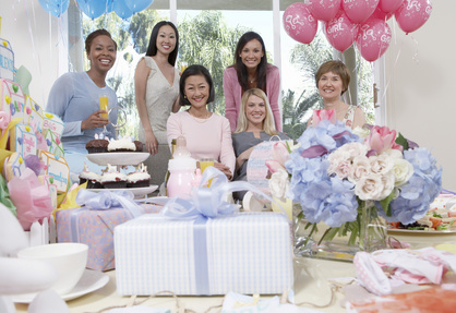 babyshower entre amies